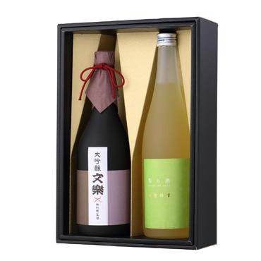 大吟醸・梨乃酒セット