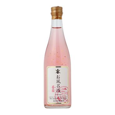 お風呂酒 薔薇